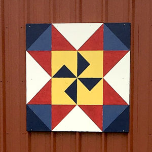quilt barn square